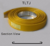 TLTJ Aluminum Strip with trim cap